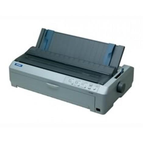 EPSON FX-2190 DOT MATRIX PRINTER Dual 9 pin print head, print speed 680cps up to 7-Part form