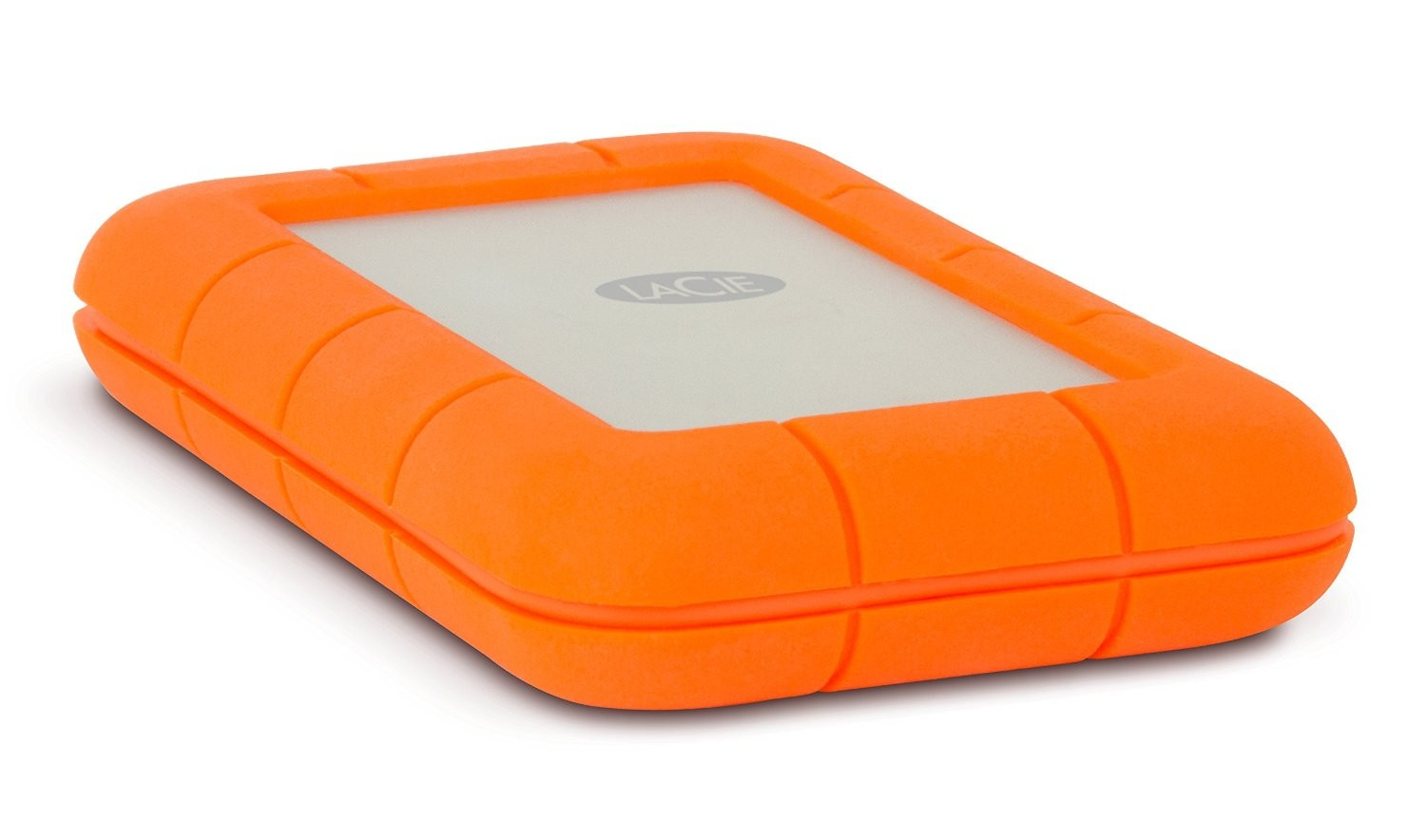 Lacie 2TB Rugged Thunderbolt U0026 USB 3.0 With Integrated Thunderbolt Cable  STEV2000400