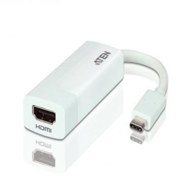 Aten   USB Adapter   UC3008 : USB-C to HDMI 4K Adaptor UC3008