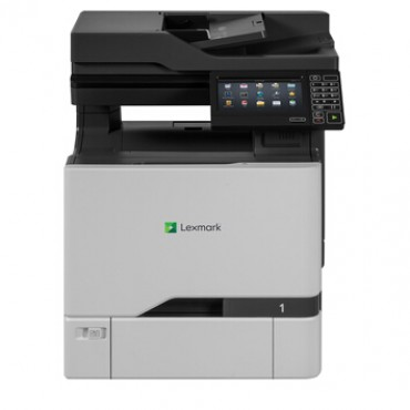 LEXMARK NETWORK AND DUPLEX READY COLOUR LASER MFP PRINT AND COPY UPTO 47 PPM BLACK OR COLOUR SCAN