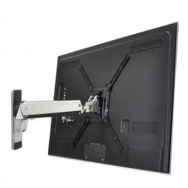 ERGOTRON INTERACTIVE ARM VHD FOR TV 30 - 60IN 15KG - 31KG POLISHED ALUMINUM 45-304-026