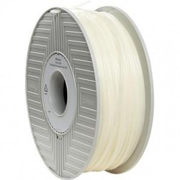 VERBATIM PLA 3.00mm Transparent 1kg reel 55265