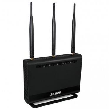 Billion VDSL2/ ADSL2+ Modem & Router : Triple-WAN Wireless Dual Band 1600Mbps (300MB/ s+1300MB/