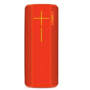 Logitech Speaker: Ultimate Ears UE MEGABOOM Bluetooth Wireless Waterproof - Orange 984-000729