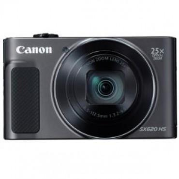 CANON SX620HSBK POWERSHOT SX620HS BLACK 20.2 MP CMOS SENSOR SX620HSBK
