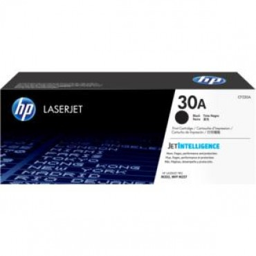 HP 30A Black LaserJet Toner Cartridge CF230A