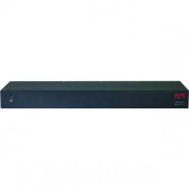 APC - SCHNEIDER RACK PDU METERED 1U 16A 208/230V (8) C13 AP7821B