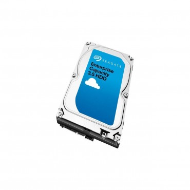 Seagate 4TB Enterprise Capacity 3.5 HDD, SAS 12GB/ s, 7200RPM, 128MB, Engineered for 24x7 Workloads