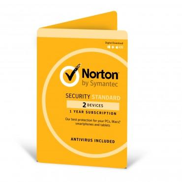 Norton Security Standard 1 User, 2 Device , 1 Year OEM 21369608
