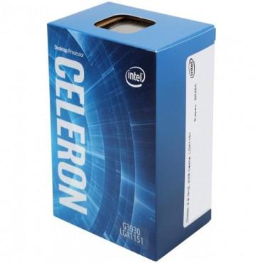 Intel Processor: Celeron G3930 KabyLake Dual Core LGA1151 2.90GHz 8GT/ s DMI 2MB cache, Enhanced