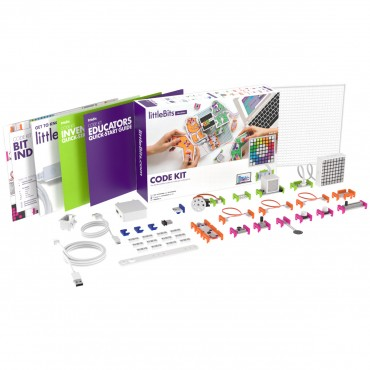 LittleBits Code Kit LB-680-0010
