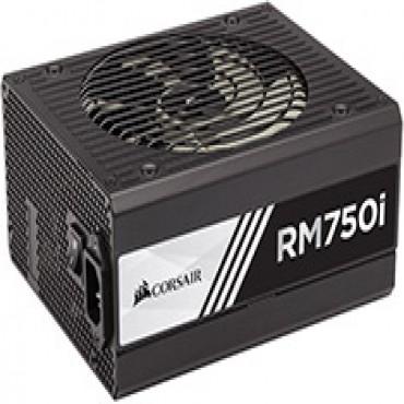Corsair Power Supply:750W 80 Plus Gold Zero RPM Fan Mode/ Configurable + 12V rail 135mm fan 4x