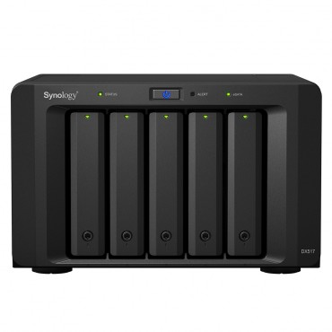 Synology DX517 DiskStation Expansion add on 5 for x17 series only ( DS1517+ & DS1817+) DX517