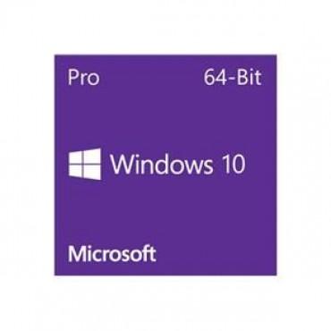 Microsoft  (OEM)Windows 10 Pro 64Bit, English International - DSP OEI DVD FQC-08929