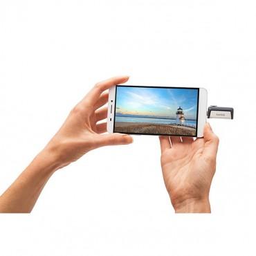 SanDisk 256GB Dual USB 3.1 Type-C Flash Drive -SDDDC2-256G FUSSAN256GSDDDC2
