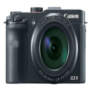 CANON G3X POWERSHOT G3X HIGH PERFORMANCE COMPACT CAMERA 1.0-TYPE CMOS SENSOR 25X OPTICAL ZOOM G3X