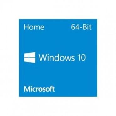 Microsoft (OEM)Windows 10 Home 64Bit , English International - DSP OEI DVD KW9-00139