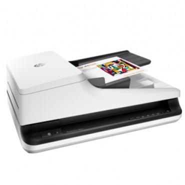 HP SCANJET PRO 2500 F1 FLATBED SCANNER / 20 PPM 40 IPM / ADF UP TO 600 DPI FLATBED UP TO 1200 DPI