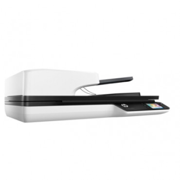 HP SCANJET PRO 4500 FN1 NETWORK SCANNER / 30 PPM 60 IPM / ADF UP TO 600 DPI FLATBED UP TO 1200 DPI  / RDDC 4000 PAGES / USB / NIC / ADF S. L2749A