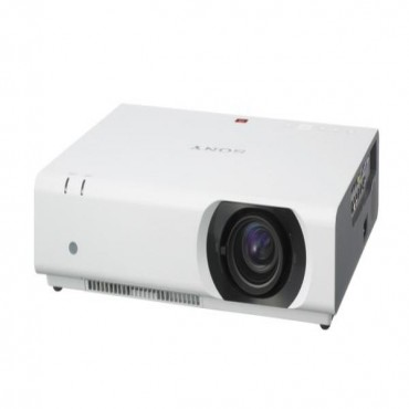 Sony CH370 - Installation, 3LCD, 5000 Lumens, WUXGA, HDMI / VGA / S-Video, LAN Control, 12W Speaker