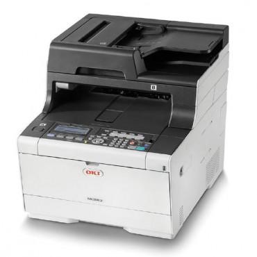 OKI MC563dn Colour A4 30 - 30ppm Network AirPrint, Google Cloud Print, Duplex 350 sheet +options