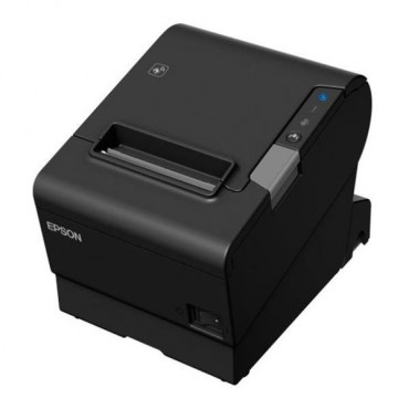 Epson TM-T88VI-581 Thermal Receipt Printer Built-in Ethernet USB, Bluetooth, With PSU, no data