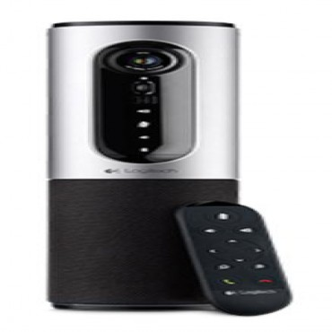 Logitech ConferenceCam Connect for Business, FHD/HD Video/Audio Camera, Remote, USB, Speakerphone