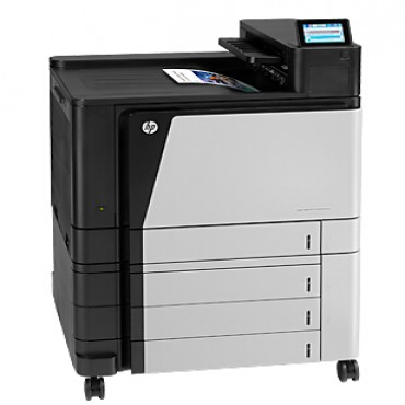 HP LJ ENTERPRISE M855XH COLOUR A4, A3, 45PPM BLK/CLR, 1200x1200 DPI, DUPLEX, NETWORK, 1YR