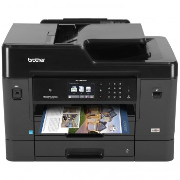 Brother Professional A3 Inkjet Multi-Function Centre with 2-Sided Printing, Dual Paper Trays,