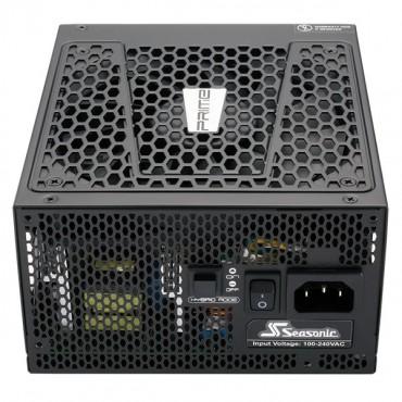 SEASONIC Prime 850w 80 plus Platinum SSR-850PD Active PFC F3 PSU PSUSEA850PD