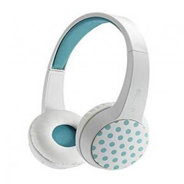 Rapoo Bluetooth stereo Headset with microphone - White SP-S100-WT S100 White