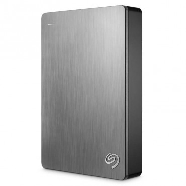 SEAGATE 5TB Backup Plus Portable Drive USB 3.0 - Silver STDR5000301