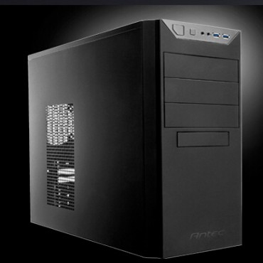 Antec Mid Tower Case: USB 3.0 w/ U2, 500W APFC PSU, Removable HDD Cage, 1x 120mm Fan, Affordable