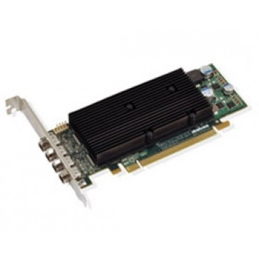 Matrox PCIE M9148 1GB LP Heatsink DP M9148-E1024LAF