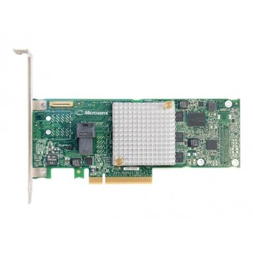 ADAPTEC ASR-8405E V2 Single 12Gb/s PCIe 8 SAS/SATA Entry Level RAID Gen3 2293901-R