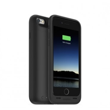 MOPHIE RECHARGEABLE EXTERNAL BATTERY CASE MADE FOR IPHONE 6 (2750 MAH) 3043_JPA-IP6-BLK