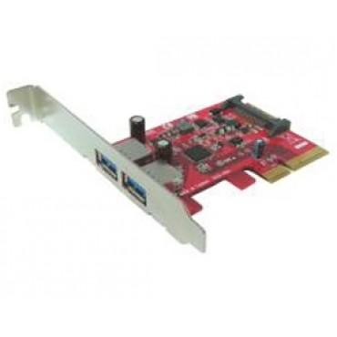 Shintaro USB3.1 PCIe Card SHUSB31PE