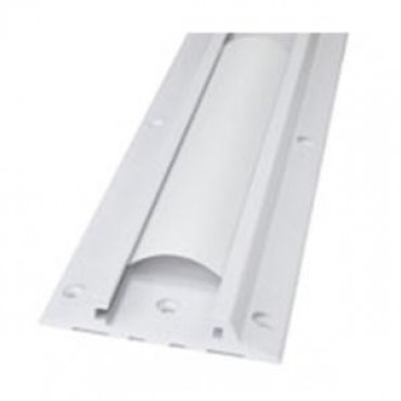 ERGOTRON 34IN WALL TRACK BRIGHT WHITE TEXTURE 31-018-216