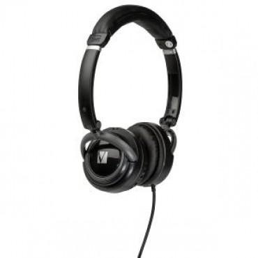 Verbatim ON-EAR STRREET AUDIO HEADPHONES - BLACK 65069