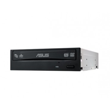 ASUS DRW-24D5MT/ BLK/ G/ AS/ P2G BLACK INTERNAL RETAIL PACK SATA DVD BURNER. M-DISC 24X DVD WRITING