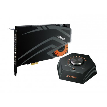 ASUS STRIX RAID DLX PCIE SOUND CARD STRIX RAID DLX