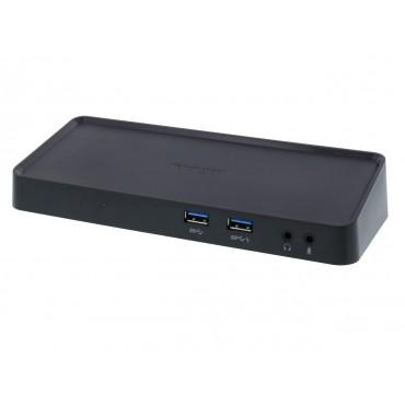KENSINGTON DOCKSD3650 USB 3.0 DOCKING STATION, DISPLAYPORT, HDMI, GbE(1) 33997