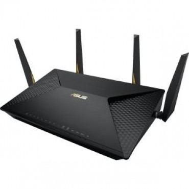 ASUS BRT-AC828 AC2600 DUAL-WAN VPN WIRELESS BUSINESS ROUTER CAPTIVE PORTAL RADIUS SERVER ABILITY