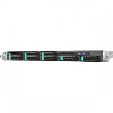 INTEL B/BONE SERVER CPU-1151(0/1) HDD(0/8X2.5IN HSWAP) DIMM(0/4) RED PSU 450W (2/2) GBE(2) 1U