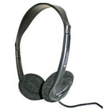 VERBATIM Multimedia Headset with Volume Control 41645