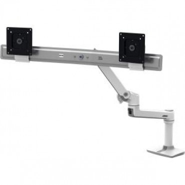ERGOTRON LX DESK DUAL DIRECT ARM POLISHED 45-489-026