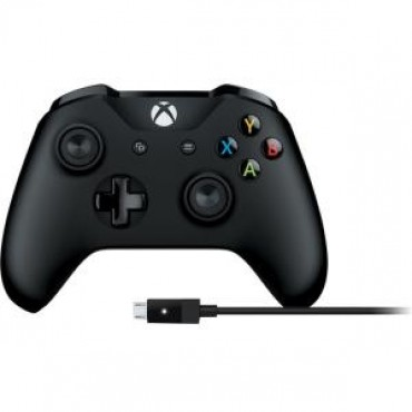 MICROSOFT Xbox Controller + Cable for Windows (Wesley) 4N6-00003