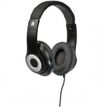 Verbatim OVER-EAR CLASSIC AUDIO HEADPHONES - BLACK 65066