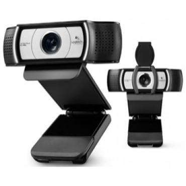 Logitech Webcam: C930e Advanced HD Webcam support H.264, 90 degrees view, 4x digital zoom 960-000976