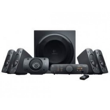 LOGITECH Z906 SURROUND SOUND SPEAKERS - 2YR WTY 980-000470